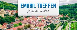 EMOBIL Treffen Horb am Neckar