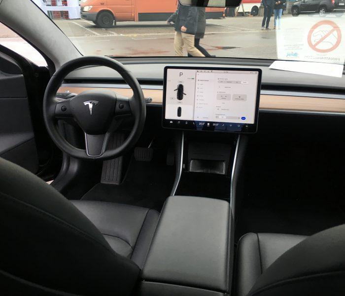 Carsharing Rhein Neckar Tesla Model 3 in Heidelberg, Mannheim und Ludwigshafen mieten