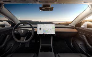 Tesla Model 3 mieten in HD, MA, LU