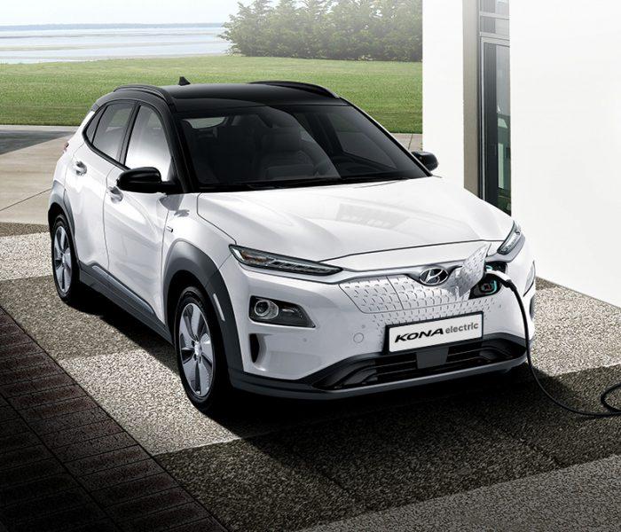 Hyundai Kona electric in Heidelberg, Mannheim, Ludwigshafen mieten