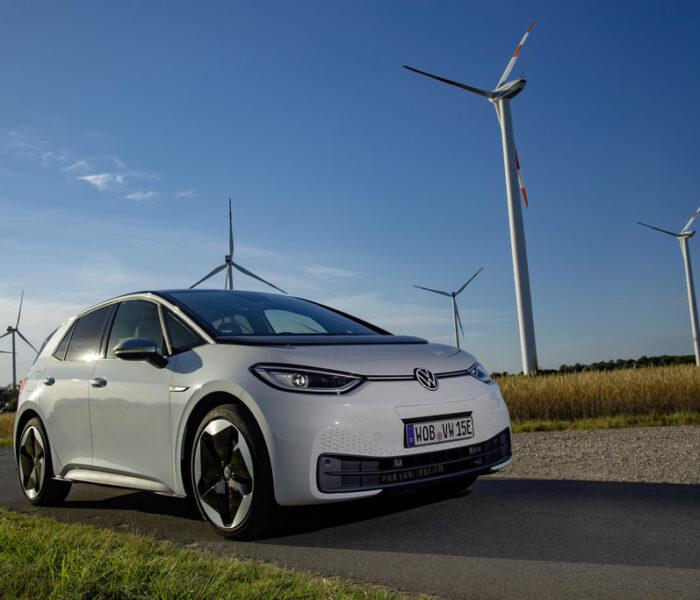 VW ID.3 Tech testen in Heidelberg, Mannheim, Ludwigshafen