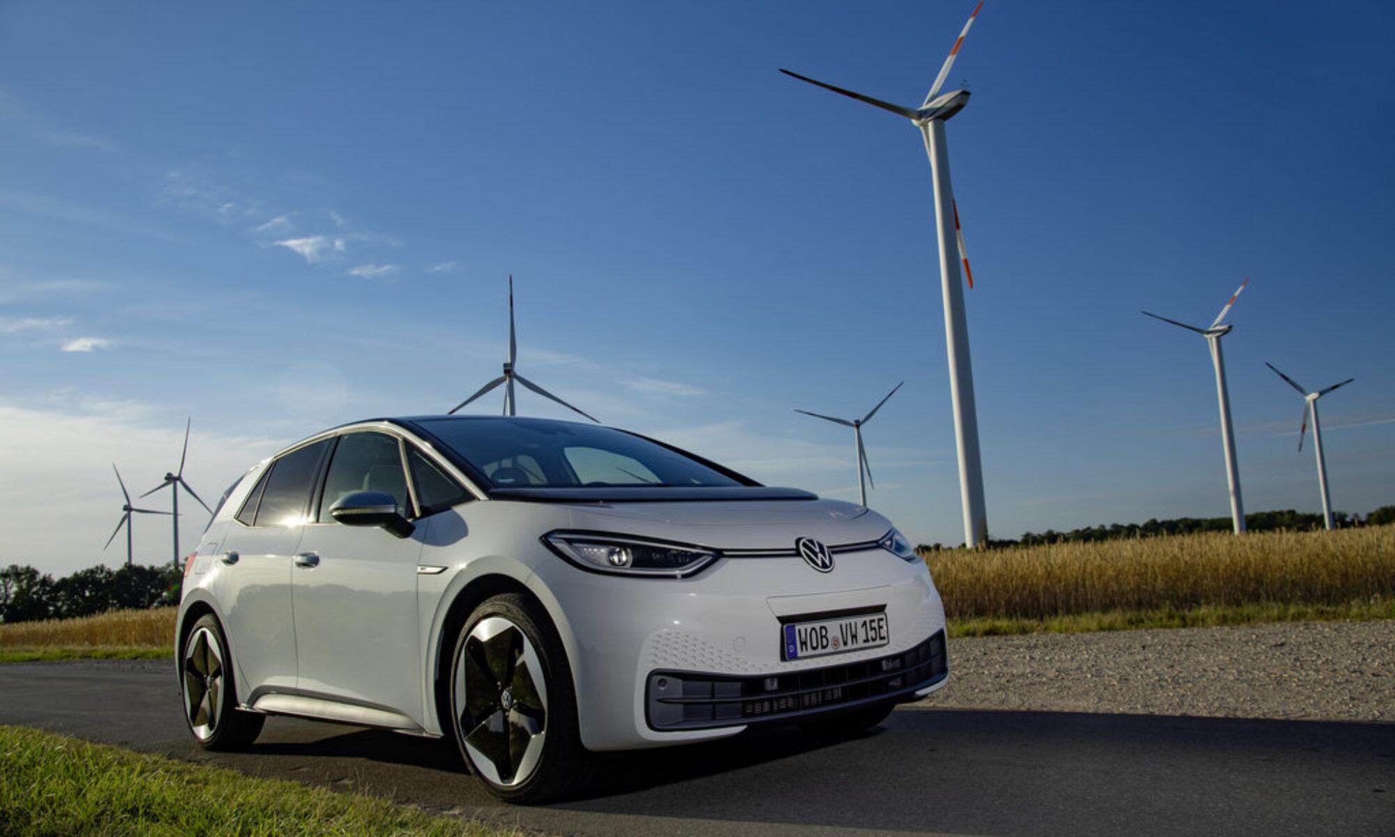 Elektroautos wie Tesla Model 3 Volkswagen VW ID.3 in Heidelberg, Mannheim, Ludwigshafen und in der gesamten Metropolregion Rhein-Neckar testen probefahren oder mieten